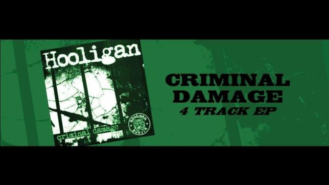 EP Review – Hooligan, Criminal Damage