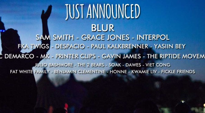 Yuss! More acts announced for Electric Picnic 2015!