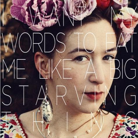 Ríona Sally Hartman -  Big Starving Thing