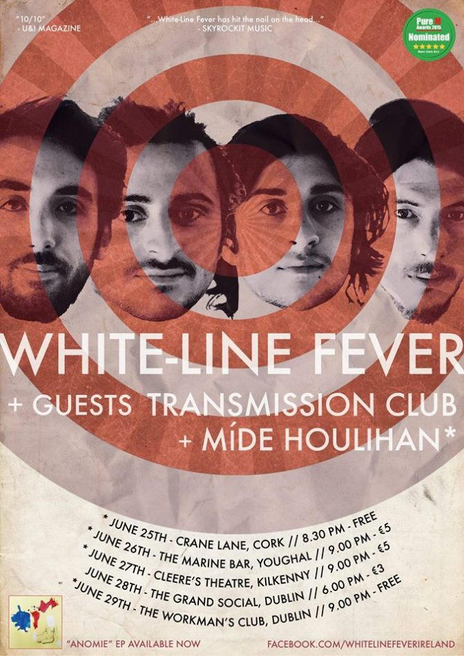 White Line Fever Tonight @ The Workman's
