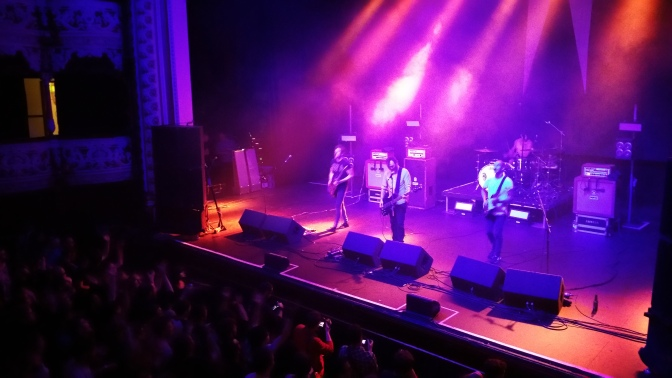 ASIWYFA, Olympia Theatre, Live Review