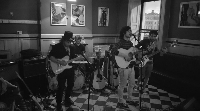 Live Review, White-Line Fever + Guests @ The Workman's