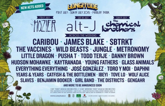 Hot Press – Longitude Site Preview