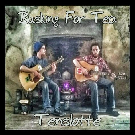 Busking for Tea, Tenslotte Album Cover